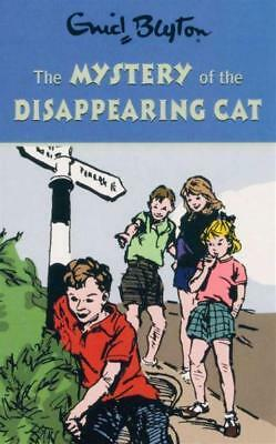 NEW The Mystery of the Disappearing Cat By Enid Blyton Paperback Free Shipping