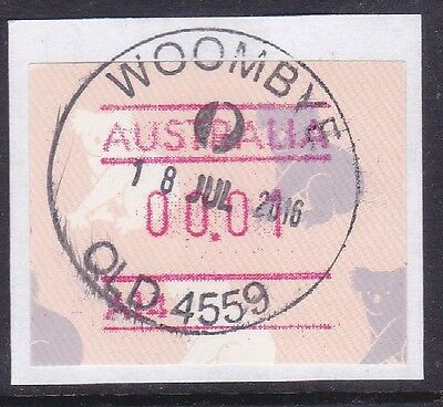 *queensland Rubber Postmarks.woombye.2016.*