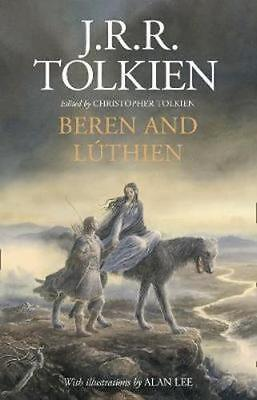 NEW Beren and Luthien By J R R Tolkien Hardcover Free Shipping