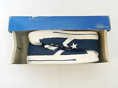 vintage converse ABA sneakers kids size 3.5 kids deadstock NIB 70s made in USA