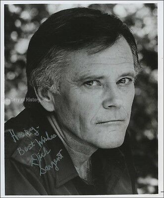 Dick Sargent - Inscribed Photograph Signed