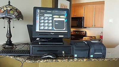 Retail All-In-One Point Of Sale Complete System for Retail Store