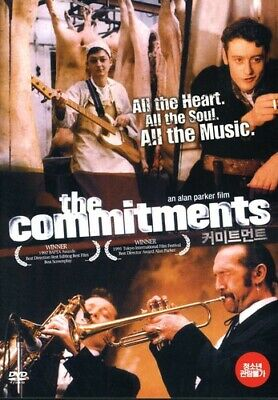 The Commitments - The Commitments [New DVD] Asia - Import