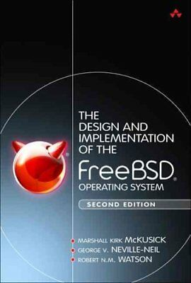 The Design and Implementation of the FreeBSD Operating System 9780321968975
