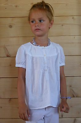 Bonpoint Blouse for girls size 8 years