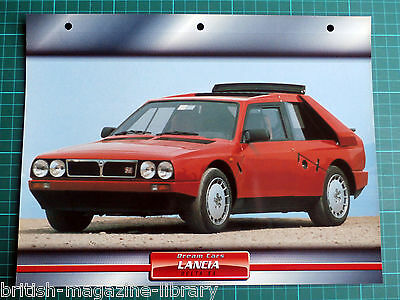 Lancia Delta S4 - Dream Cars Atlas Edition