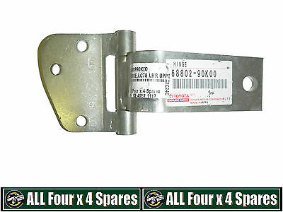 Left Upper Barndoor Hinge Toyota Landcruiser 70 73 75 76 78 Series GENUINE