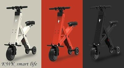 X-Bird 30KM Foldable Electric Scooter Portable Mobility Scooter
