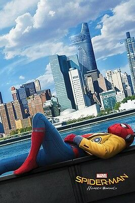 Spider-Man Homecoming - One Sheet POSTER 61x91cm NEW * spidey Marvel hero