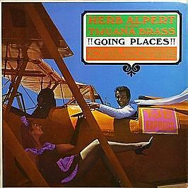 Herb Alpert And The Tijuana Brass - !!Going Places!! - Pye International #742880