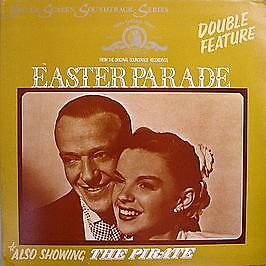 Various - Double Feature: Easter Parade / The Pirate - Mgm Records #745175