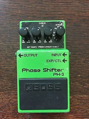 BOSS PH-3 'Phase Shifter' Guitar Effects Pedal