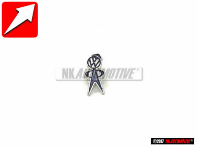 Genuine VW Man Male Bobble Head Vintage Pin - ZCP904305