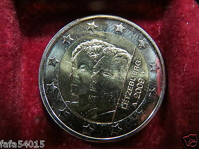 COMMEMORATIVE LUXEMBOURG 2009 AVAILABLE ANY OF SUITE Duchess Charlott