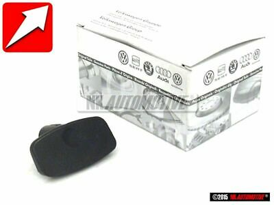 Genuine VW Cold Start Cable Handle Black Nos - 191711503A LV8
