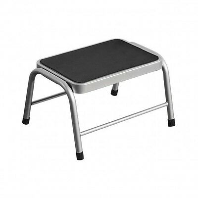 Step Stool with Rubber Mat