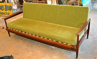 Guy Rogers sofa bed heals habitat seating chair vintage antique mid century