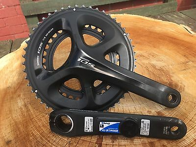 Shimano 105 Stages Powermeter 5800 11 Speed