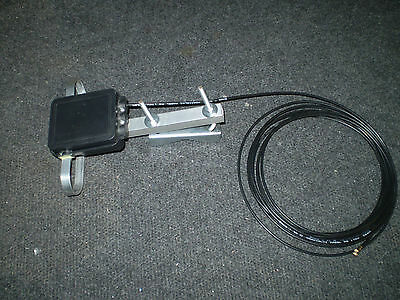 Antenna  base ads-b 1090mhz folded dipole with 5m cable MCX