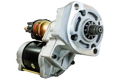 New 24V 11Tooth Starter Motor Fit Hitachi 8-97220-297-4 8-97220-297-2 8972202974