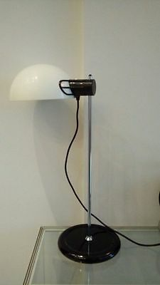 Vintage 1970s Meblo Guzzini Libellula table lamp