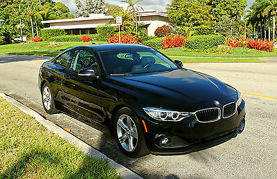 2014 BMW 428i Base Coupe 2-Door 2014 BMW 428i Base Coupe 2-Door 2.0L