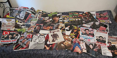 HUGE LOTof GREEN DAY Clippings, posters, magazine pinups articles