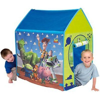 New Childrens Kids Disney Toy Story Wendy House Play Tunnel Set Fun Summer Tent