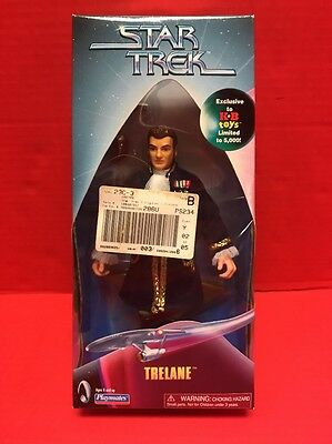 Star Trek KB Toys Exclusive Trelane Action Figure Playmates 1999