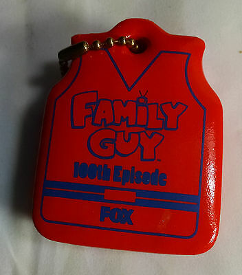Frank Sinatra Jr. Estate Fox Family Guy 100th Episode Cast Crew Keychain Float