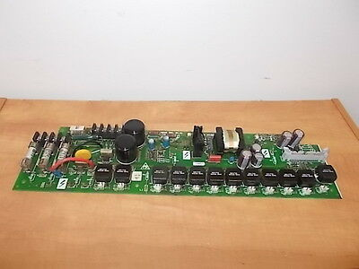 Emerson / Control Techniques Mentor 2 Mda6 Issue 3 Trigger Card