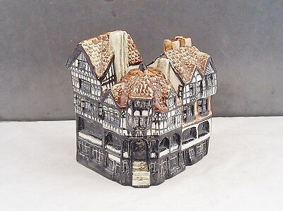Tey Pottery Britain In Miniature The Rows, Chester Cheshire