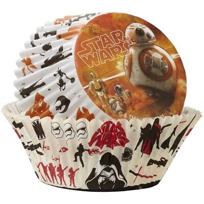 Star Wars: The Force Awakens Cupcake/Muffin Cases