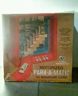 Motorized park a matic