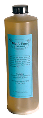 1-NIC-A-TONE COIN CLEANER 16oz