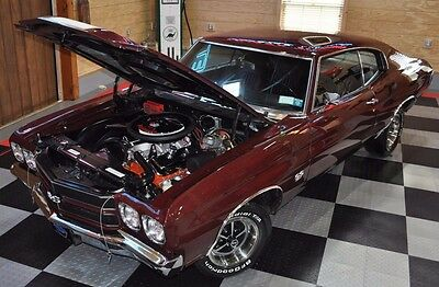 1970 Chevrolet Chevelle SS LS5 454 M22 4-Spd 12 Bolt MUST SELL NO RESERVE! 1970 Chevrolet Chevelle SS LS5 454 M22 4-Speed 12 Bolt Posi MUST SELL NO RESERVE