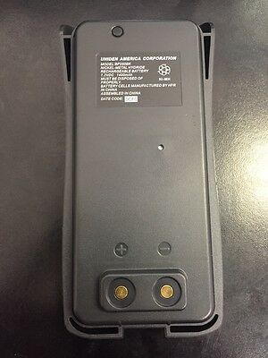 New! Genuine Uniden Bbty0498001 Black Battery Pack For Atlantis 250 Bk