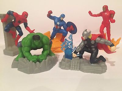 Marvel Avengers Assemble Complete Collection Ultimate Spider Man Capsules - NEW
