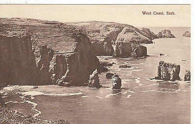 The West Coast, SARK, Channel Islands
