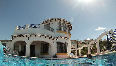 Villa to Rent in Spain - Private Pool - 4 Bedrooms - November available - £395