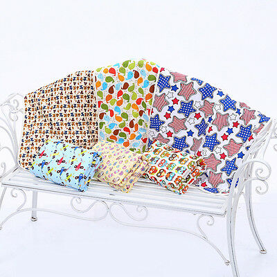 Reusable Baby Change Mat Nappy Infant Waterproof Deer Change Pad Diaper Bed