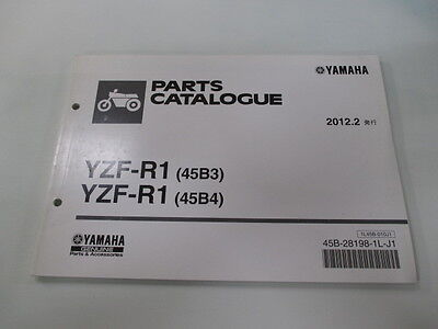 YAMAHA Genuine Used Motorcycle Parts RN24J Good Condition.
