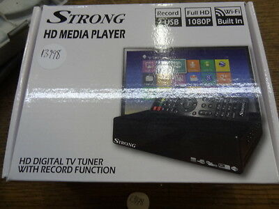 Strong HD Media Player