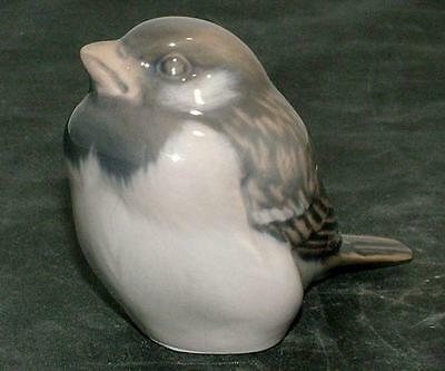 Royal Copenhagen BIRD Figurine SPARROW #1519 MINT!
