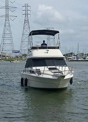 Sea Ray Sedan Bridge 31' + 10.5' Dinghy and 9.5 hp motor