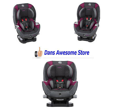 Evenflo Advanced Triumph LX Convertible Car Seat Safety Comfort  Cup Holder New
