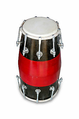 Dholak Drums~18 Bolt ~Made With Mango Wood~Dholki~Yoga~Bhajan~Kirtan~Mantra 0264