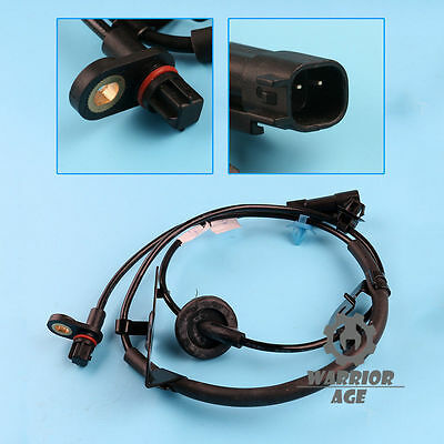 Rear Left ABS Wheel Speed Sensor for Mitsubishi Outlander Lancer ASX 4670A579