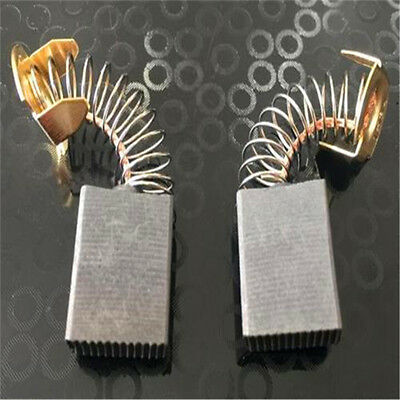 2xCARBON BRUSH for Generic Electric Motor Replacement Power Tool 6.5x13.5x18mm ♫