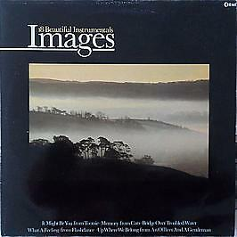 Various Artists - Images - 18 Beautiful Instrumentals - K-Tel - 1983 #419653